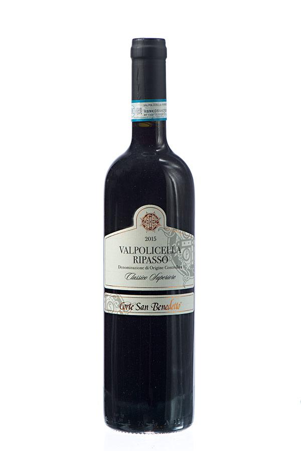 Corte-san-benedetto_Valpolicella-ripasso_classico-superiore-2015_red-wine_Italy