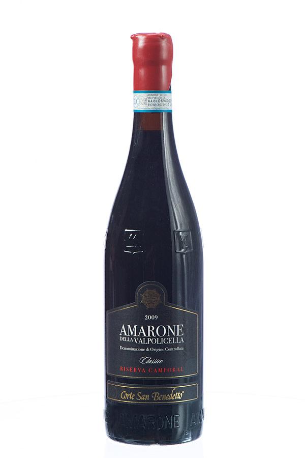 Corte-san-benedetto_amarone-della-Valpolicella_classico-reserva-2009_red-wine_Italy