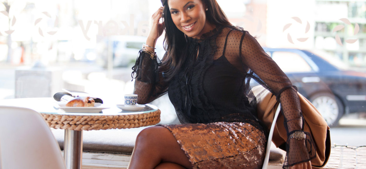 vanessa freeman, vanessa freeman tv, vanessa freeman news 12, vanessa freeman blogger, how to wear lace, how to wear sequins, sequins looks, lace looks, lace outfits, sequin outfits, life style xpress