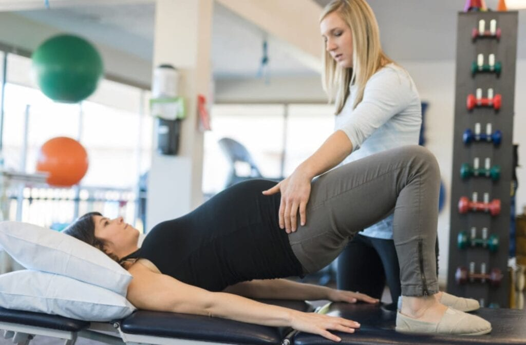 Women's health pelvic floor dysfunction rehab at BEAT Physical Therapy 21044