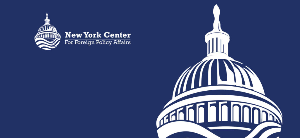 """NYCFPA Launches """"Foreign Policy Review"""" Series"""