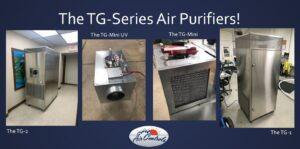 tg series air purifiers