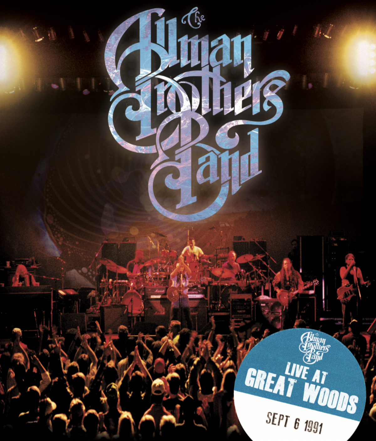 Allman Brothers Live At Geat Woods