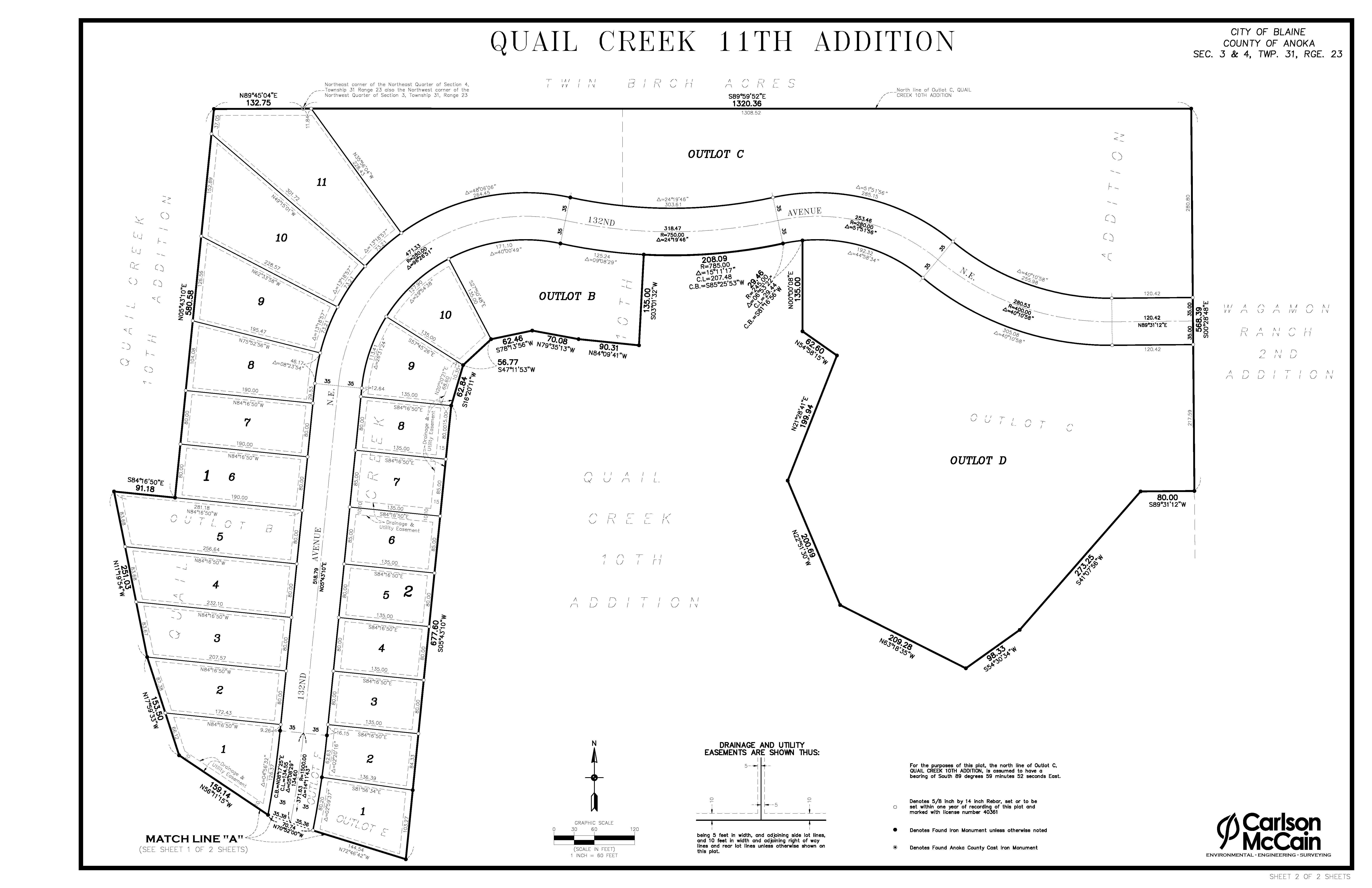 Quail Creek 11th