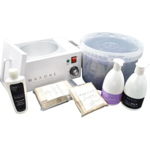 Professional Hard Wax Package