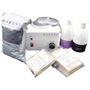 WaxOne Hard Wax Package