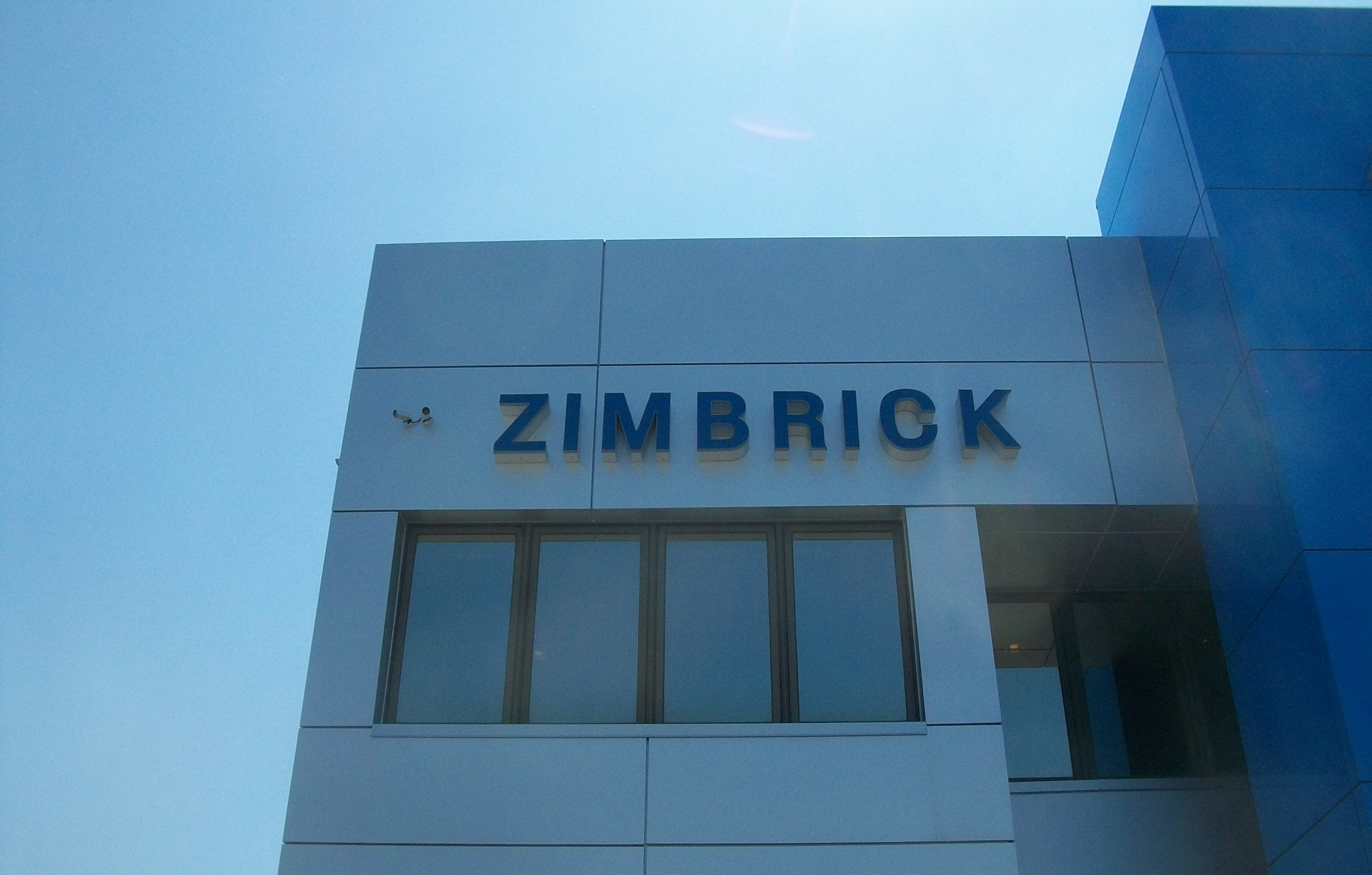 Zimbrick Chevrolet, After Rapid Re-Clad Program (Sun Prairie)