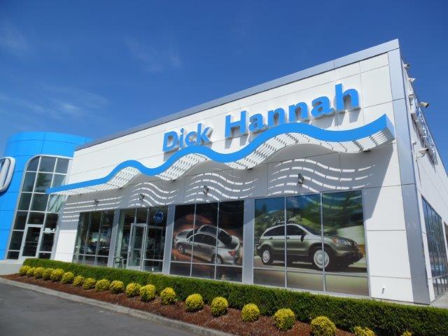 Dick Hannah Honda (Vancouver)