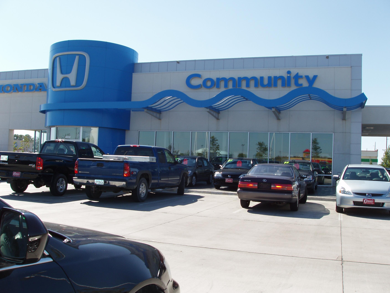 Community Honda (Waterloo)
