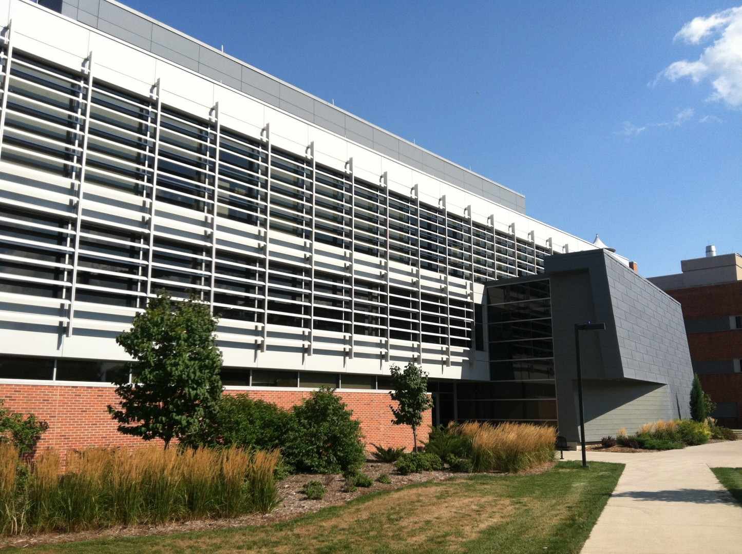 Iowa State University, Coover Hall (Ames)