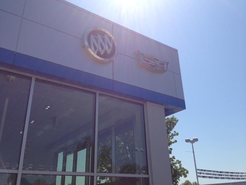 Baumann Auto Center, After Rapid Re-Clad Program (Port Clinton)