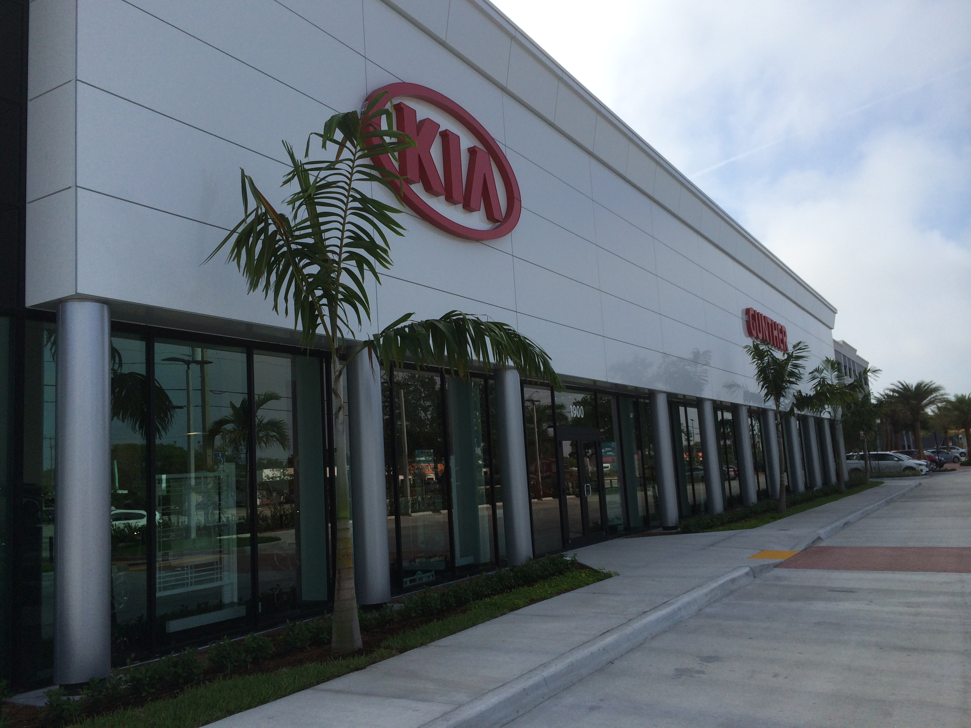 Kia Gunther (Fort Lauderdale)