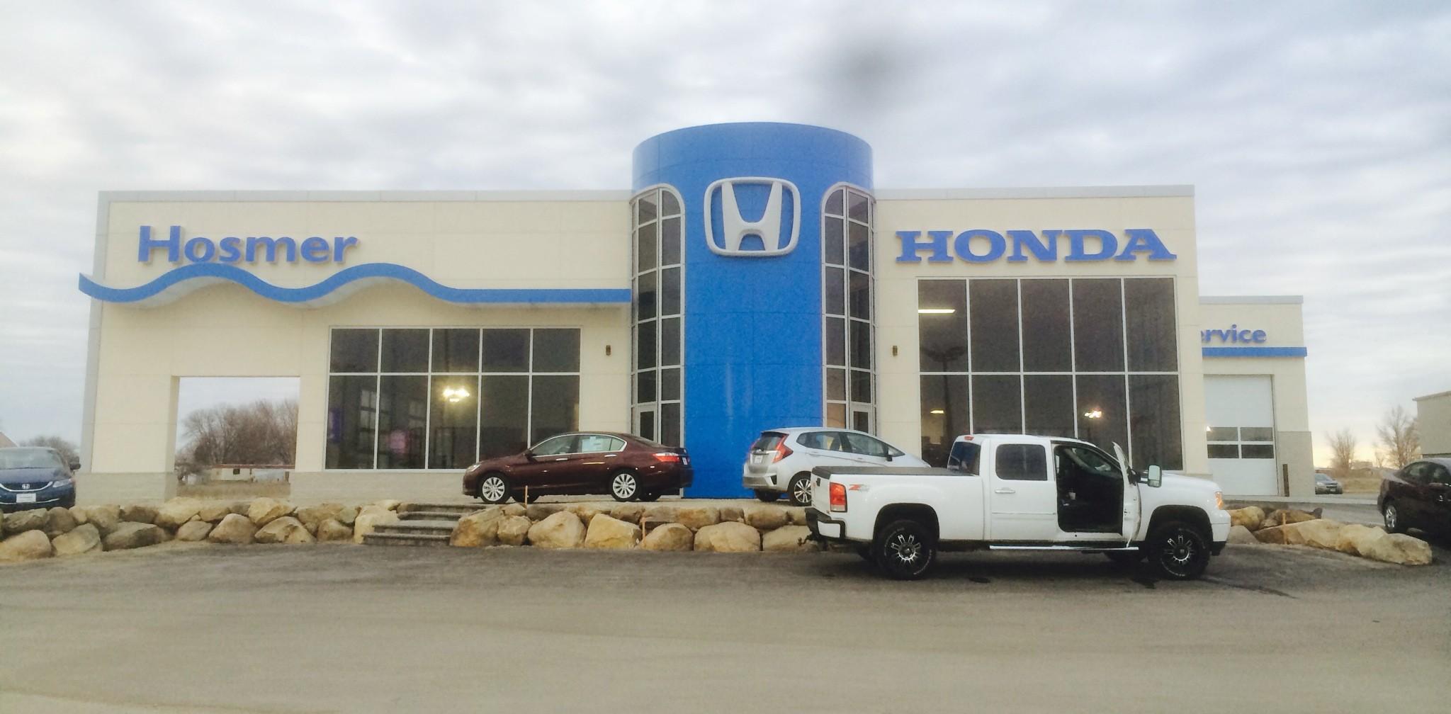 Hosmer Honda (Mason City)