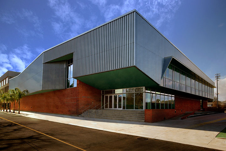 Tulane University Hertz Center (New Orleans