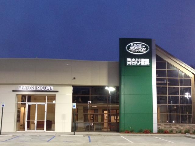 Paretti Land Rover Jaguar (Baton Rouge)