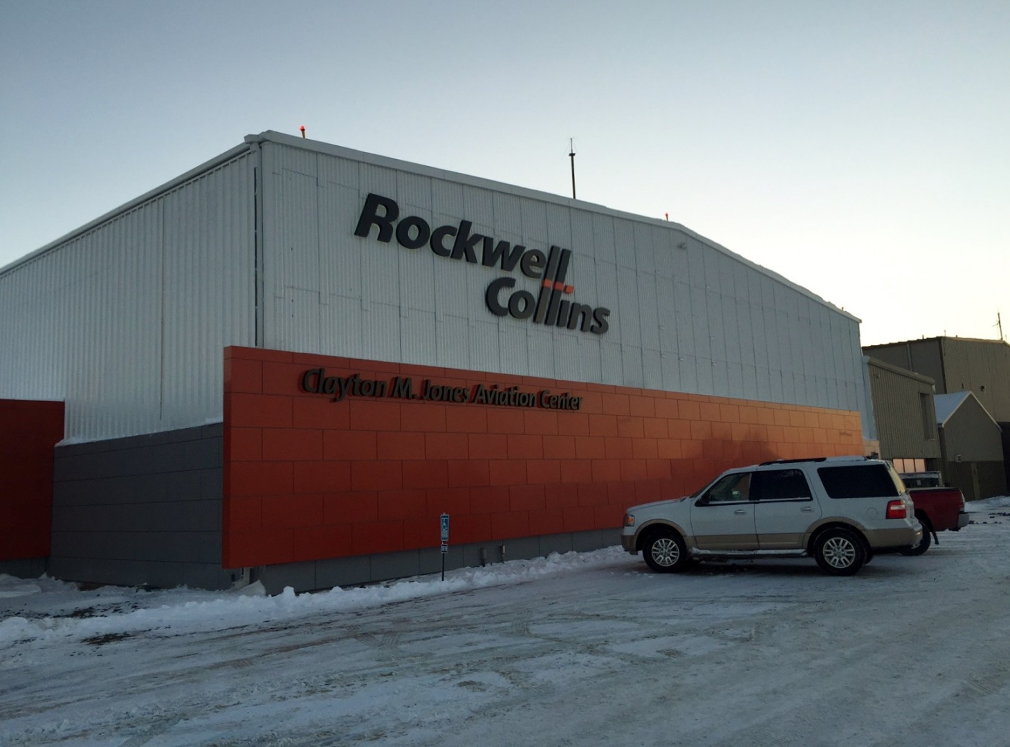 Rockwell Collins Aviation Hangar (Cedar Rapids)
