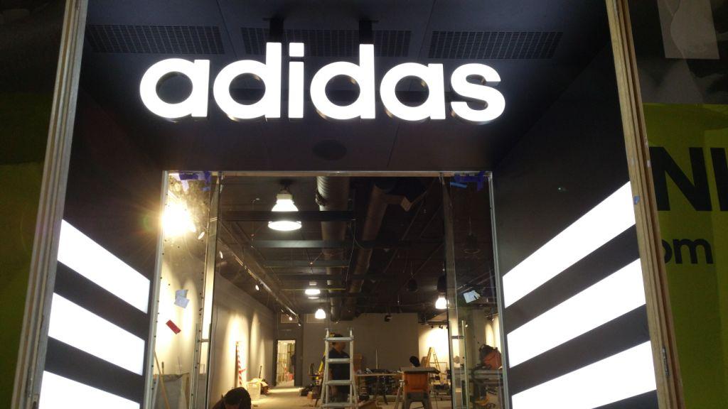 Adidas (Culver City)