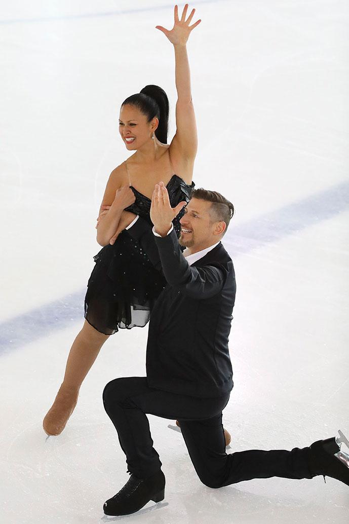 Chris Lipari Figure Skating