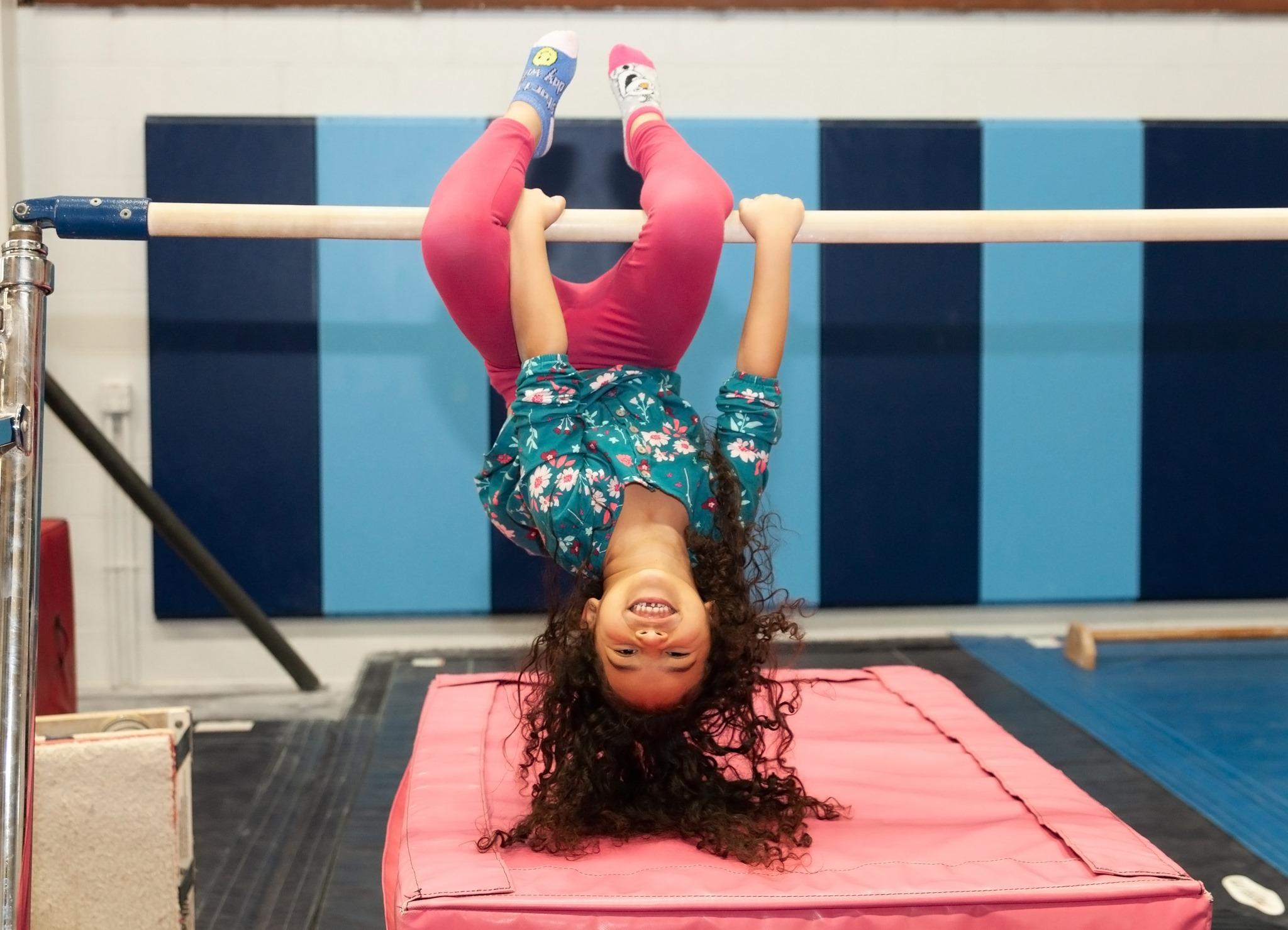 pre-k gymnastics