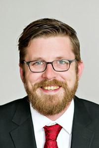 Reverend Andrew Nilsen