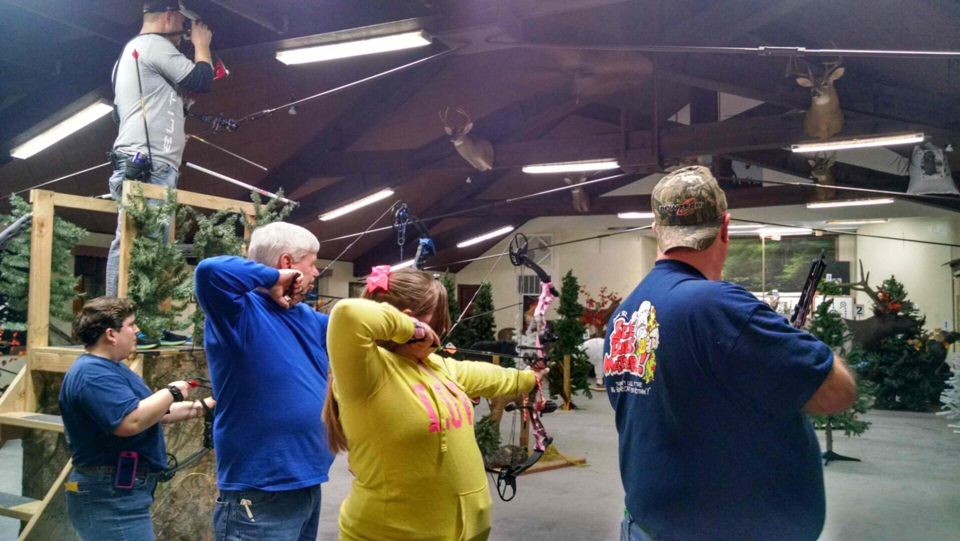 Center Shot Archery