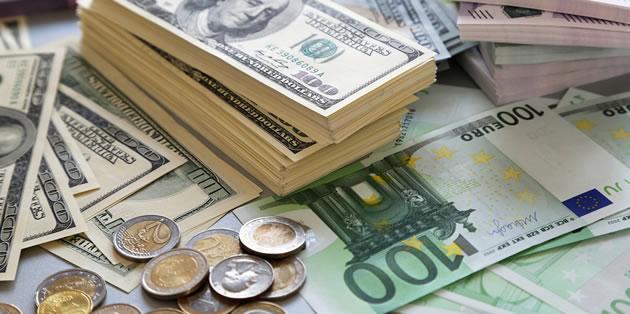 Pound to Dollar Exchange Rate Breaches 1.31 level.