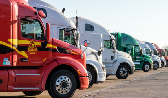 The trucking industry is now providing more opportunities for women.