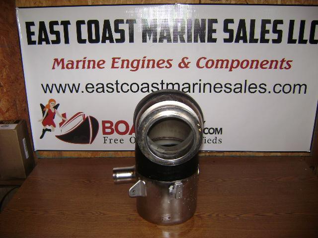 New/Surplus Caterpillar Exhaust Elbow 128-4114 for Sale 2