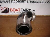 New/Surplus Caterpillar Exhaust Elbow 128-4114 for Sale 3