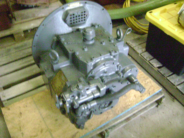 Twin Disc 509 1.45-1  Marine Transmission for Sale