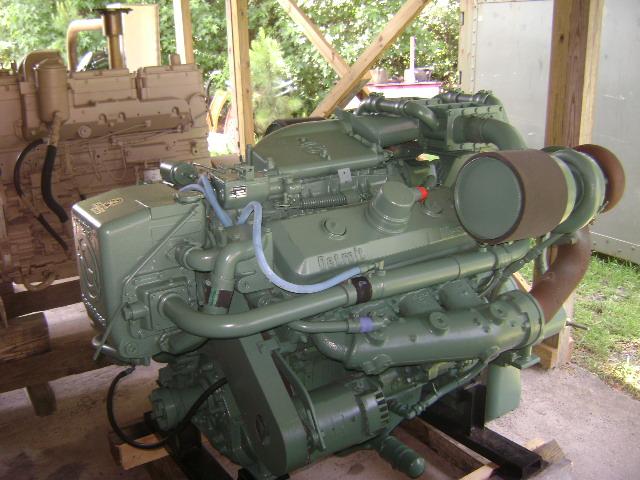 Detroit Diesel 8V71TI Marine Engine for Sale