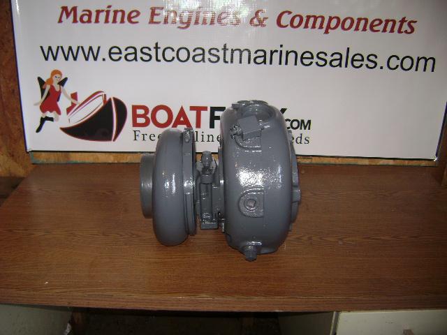 Water Cooled Turbo for Detroit Diesel 6-71, 12V71, 6V92, 8V92, 12V92, 16V92 aftercooled engine for Sale