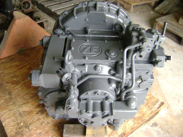 ZF BW165 P 2-1 Marine Transmission with Trolling Valve for Sale