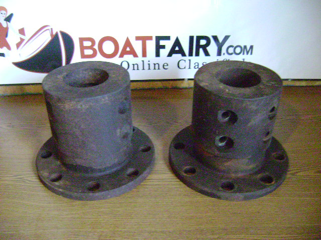"""Used 3.5"""" Shaft Couplings for Twin Disc 514/512 Marine Transmissions for Sale"""