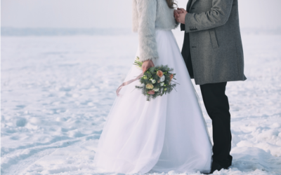 Planning a Winter Wedding? Pull Seasonal Cues Into Your Invitation Suite