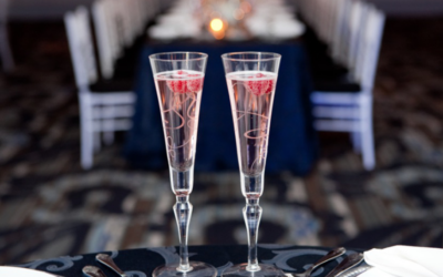"""10 Reasons to Say """"Yes"""" to a New Year's Eve Wedding Celebration"""