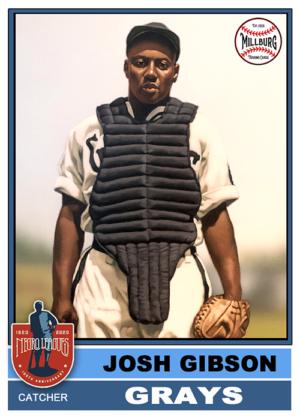 Negro League Legends