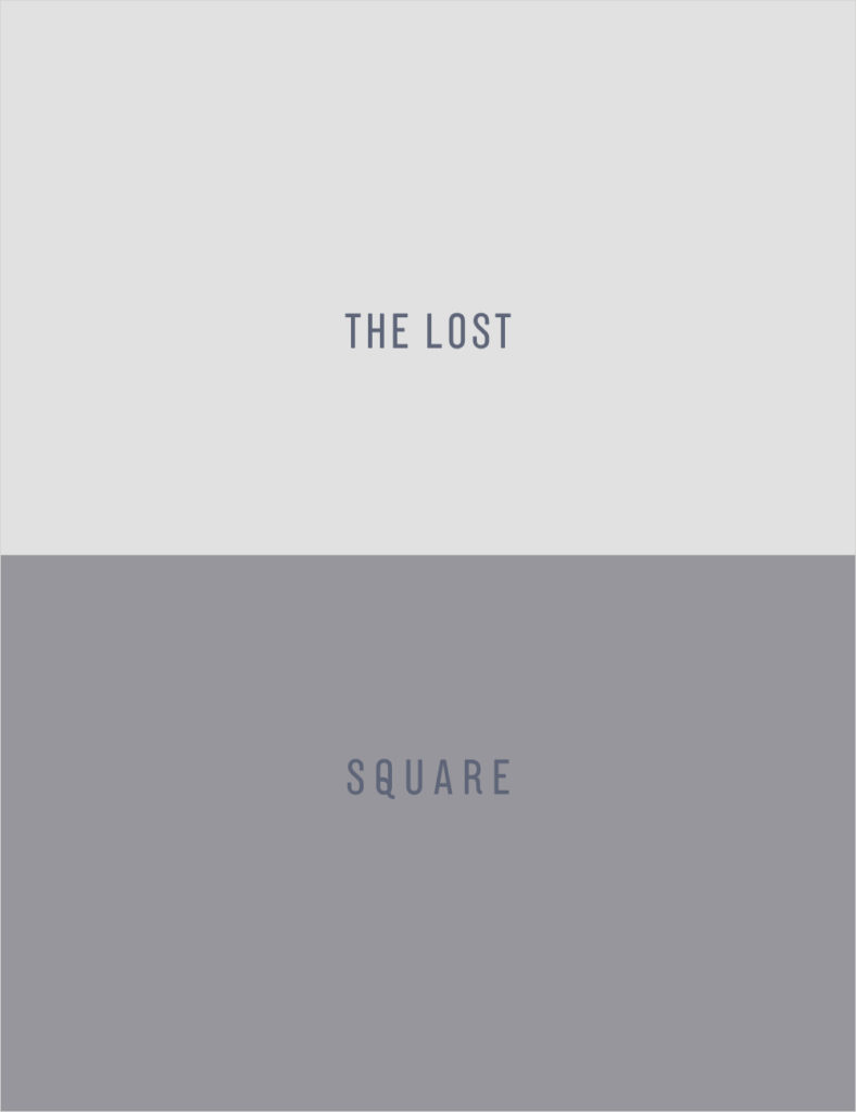 The Lost Square wordmark