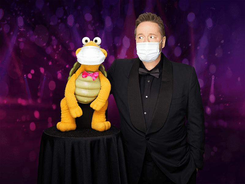 Terry Fator Las Vegas Comedy Show