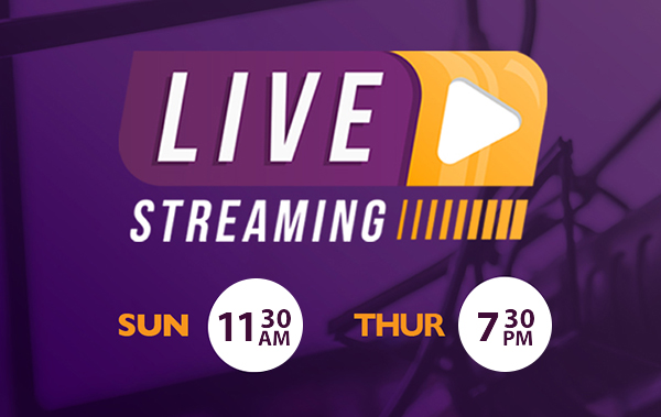 Life Focus Ministries - Live Streaming