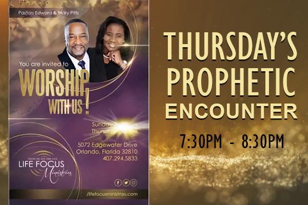 Prophetic Encounter
