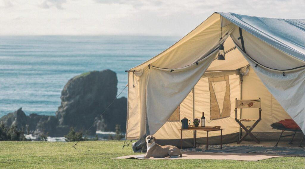 Choosing a Wall Tent Floor