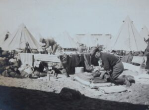 Army Tent For Medical