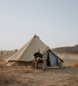 Canvas Strong Tent
