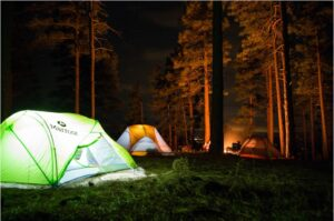 Canvas Tents For Trip