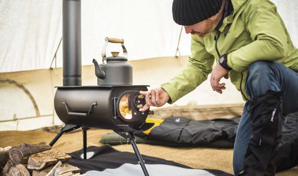 best tent stoves