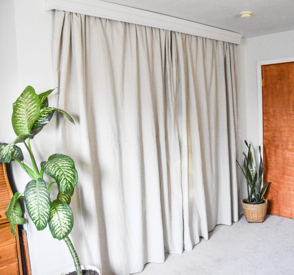 drop cloth canvas cover tarp