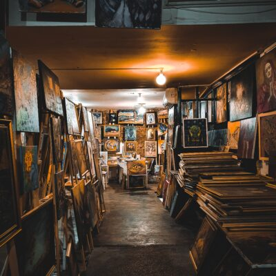 Writing and the Artistic Life