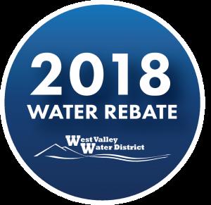 2018 Water Rebate