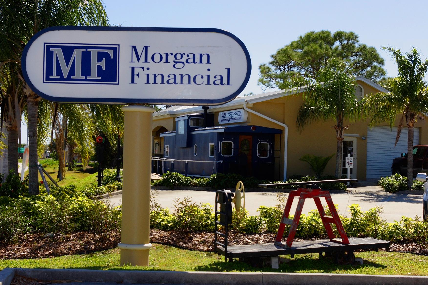 History of Morgan Financial: The Caboose